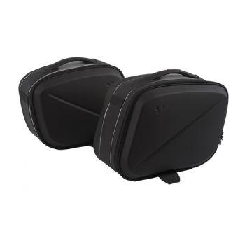 Halbhartschalen-Reisetaschen für die seitlichen Heckgepäckräume