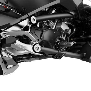 Brems- und Schalthebelgestänge -1 · Position 2