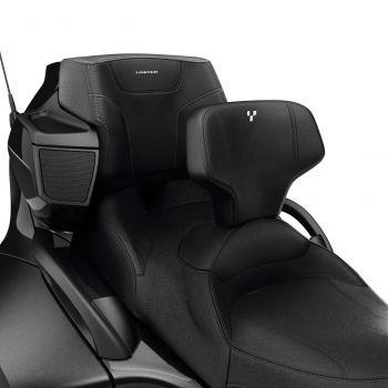 Verstellbare Fahrer-Rückenlehne für Serienmässigen Sitz