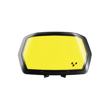 Aufkleber für Instrumentenspoiler - Electric Yellow