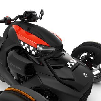 """Verkleidungssatz """"Exclusive"""" - Racer Red – Limited Edition"""
