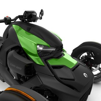 """Verkleidungssatz """"Exclusive"""" - Supersonic Green - Limited Edition"""