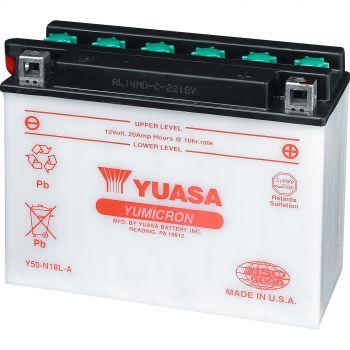 Yuasa Batterie • 13 A nass