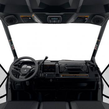 Komplettes Überkopf-Audiosystem