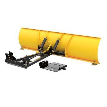 Can-Am ProMount Stahlräumschild-Set – 168-cm-SCHILD (gelb)