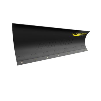 Einseitiges Can-Am ProMount Stahlräumschild, 152 cm – Black