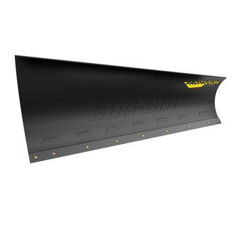 Einseitiges Can-Am ProMount Stahlräumschild, 168 cm – Black